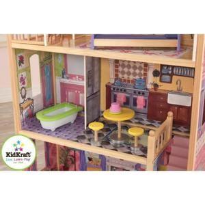 Maison de poupées en bois LELIA de la marque KIDKRAFT