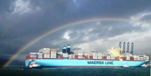 OracleVoice: 1 Million Facebook Fans Prove Maersk Line's Remarkable B2B Social Smarts