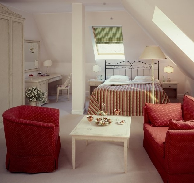 standard double room at Dwor Oliwski Hotel, #Gdansk, #Poland