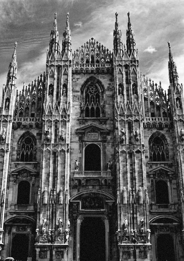 Domm de Milan, Italy (1386-1965)