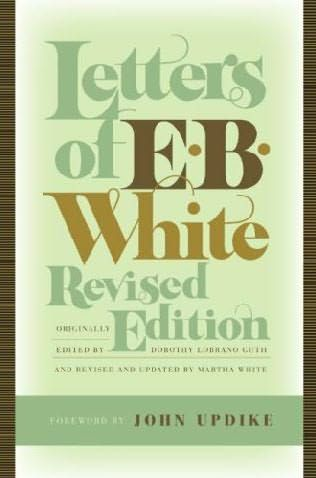 E. B. White on Why Brevity Is Not the Gold Standard for Style | Brain Pickings