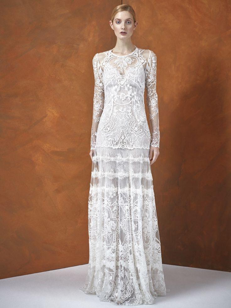 YolanCris | Wedding dresses and red carpet dresses Haute Couture