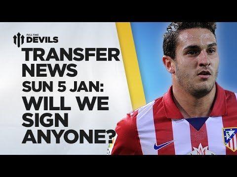 Reps Sent For Koke + Coentrao A Go-Go?   Manchester United Transfer News   DEVILS - YouTube