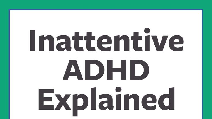 Inattentive ADHD is frequently misdiagnosed — or missed entirely — and the consequences can be serious. In this free download from emADDitude/em, learn how to recognize the quieter side of ADHD.