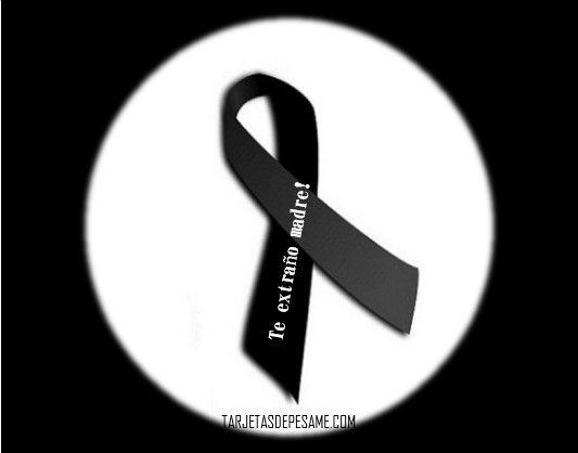 Imagenes De Luto Por Una Tia: Imágenes De Luto Por La Muerte De Una Madre