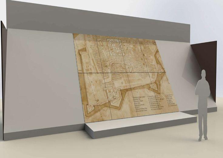 Diseño de stands, espacios efímeros, exposiciones, vitrinas. www.expomon.es