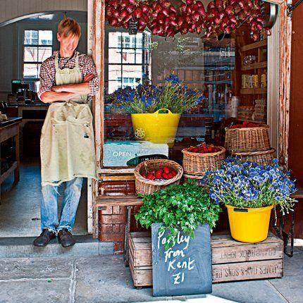 Leila's shop, Calvert Avenue, Arnolds Circus, East End
