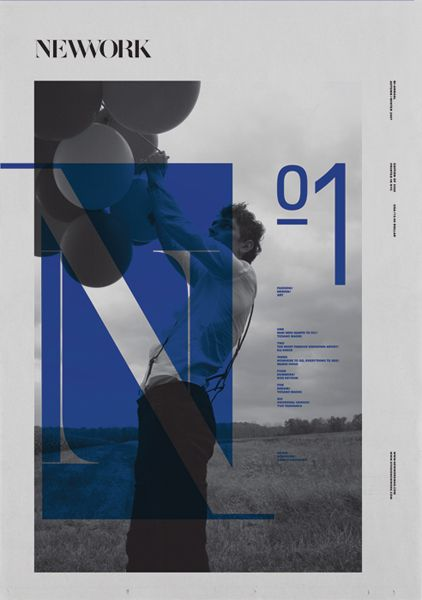 - NEWWORK MAGAZINE ISSUE Nº1 -