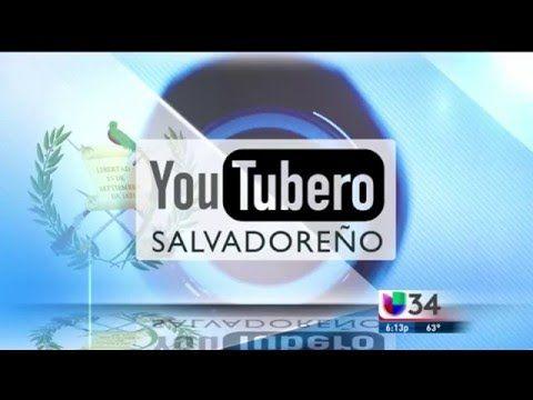 #newadsense20 EL YOUTUBERO SALVADOREÑO JASON GALVEZ UNIVISION CANAL 34 LA USA REPORTAJE - http://freebitcoins2017.com/el-youtubero-salvadoreno-jason-galvez-univision-canal-34-la-usa-reportaje/