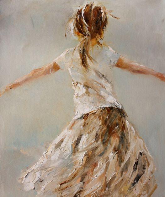 Artist: Susie Pryor - love the spirit and movement