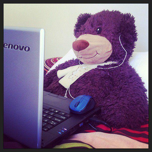Nos sólo los humanos prefieren nuestras IdeaPads Lenovo.  www.lenovo.com/ar