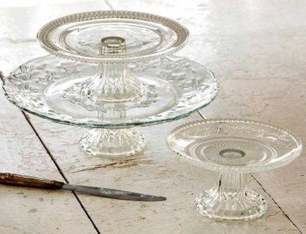 Elegant Rose Ann Hall Glassware