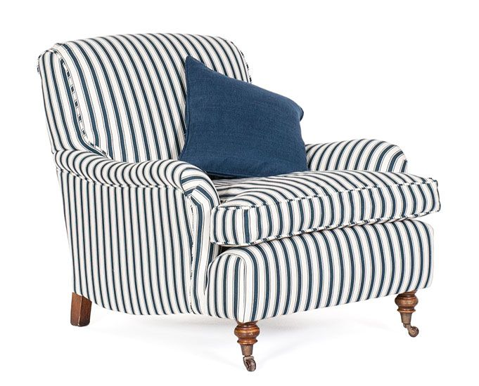 Vintage Howard Style Armchair - once off piece - from sofas and chairs.  It may be gone!