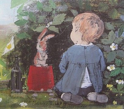 Komako Sakai - The Velveteen Rabbit reimagined