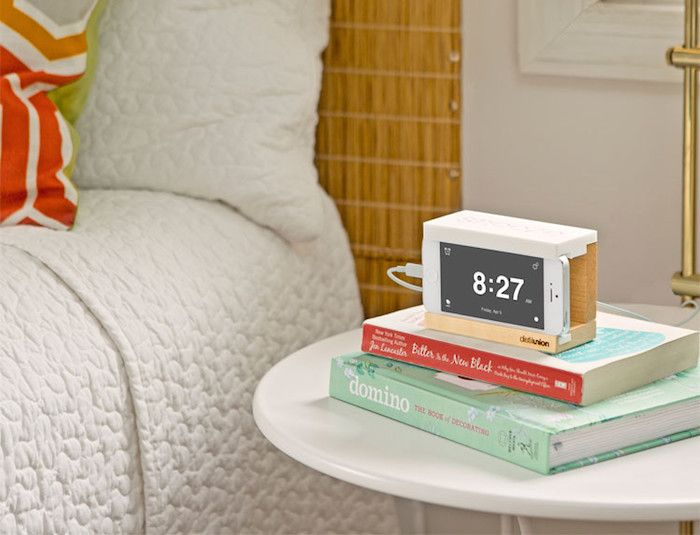snooze alarm dock for iphone awesome gadgetscool