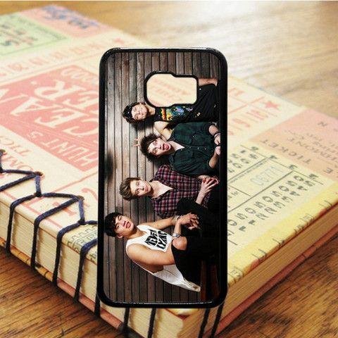 5 Second Of Summer 5 Sos Samsung Galaxy S7 Edge Case