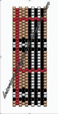 Schema Anello Burberry by Monica La scrigno dei gioeilli
