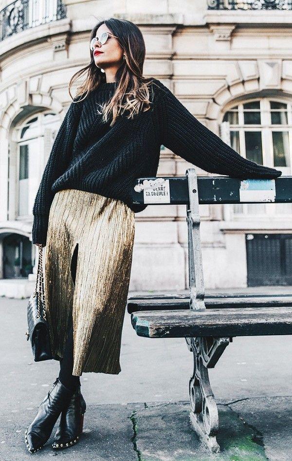 6. They make whatever you're wearing feel fancy, sans effort.