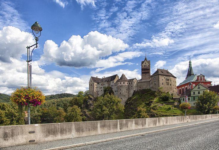 Loket Castle by Reuben Chircop on 500px