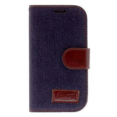 Jean ontwerp pu lederen Full Body Case voor Samsung Galaxy S3 I9300 – EUR € 14.84