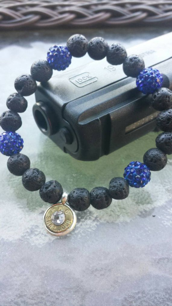 Check out this item in my Etsy shop https://www.etsy.com/listing/236675827/9mm-thin-blue-line-bracelet