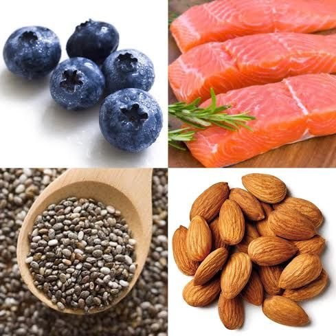 TOP 10: SUPERFOODS FOR GORGEOUS SKIN, HAIR, NAILS AND TEETH - Blog by Pampadour - http://blog.pampadour.com/top-10-superfoods-gorgeous-skin-hair-nails-teeth/