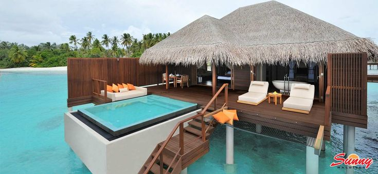 Ocean Villas with Pool - Ayada Maldives Resort - 5 Star Luxury Beach Island Hotel - Book Honeymoon