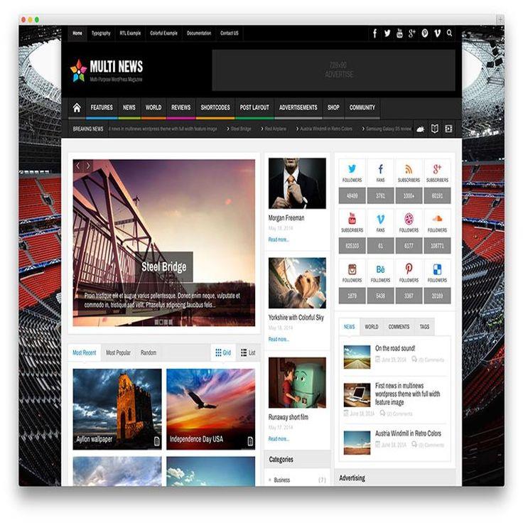 multinews-tech-news-wordpress-portal