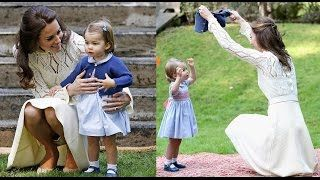 Prince William & Kates Daughter  2016 [ Princess Charlotte ]