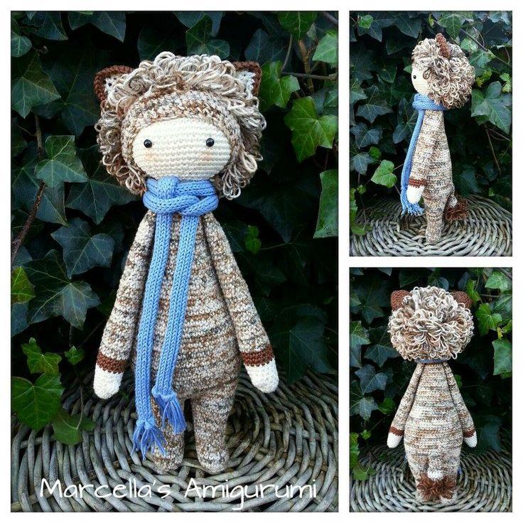 Amigurumi Patterns Lalylala : 978 best Dolls knit and crochet images on Pinterest