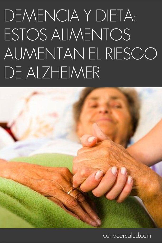 Demencia y dieta: Estos alimentos aumentan el riesgo de Alzheimer #salud