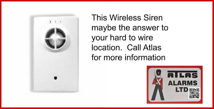 Wireless Siren