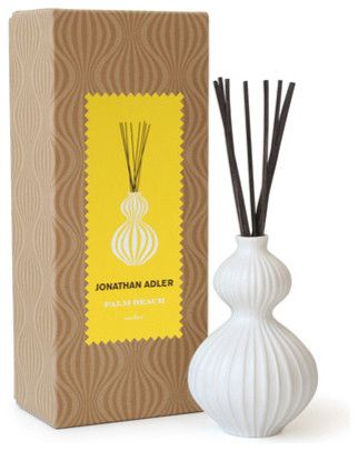 Jonathan Adler Palm Beach Diffuser contemporary home fragrance
