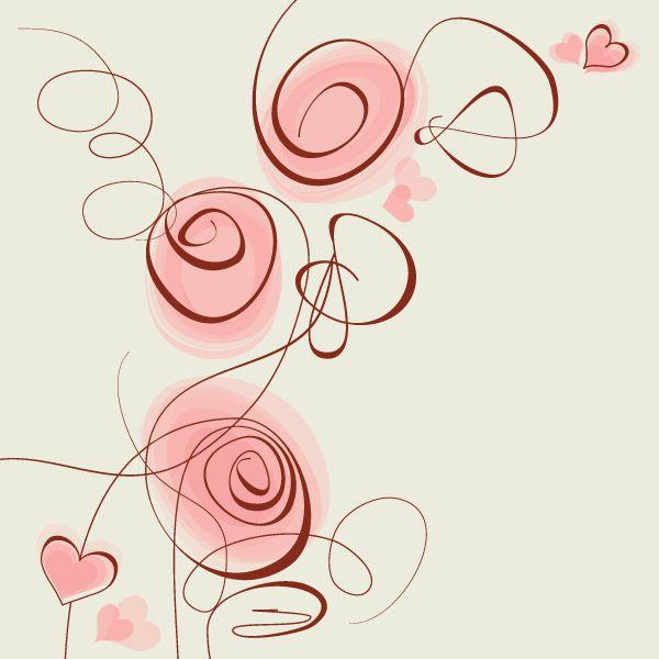 Tarjetas de flores para imprimir gratis