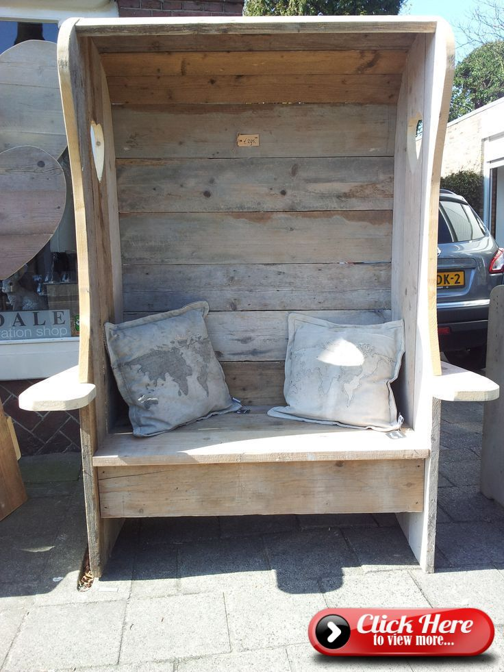 Enjoyable Scaffolding Wooden Beach Chair Love Seat Hand Made By Ibusinesslaw Wood Chair Design Ideas Ibusinesslaworg
