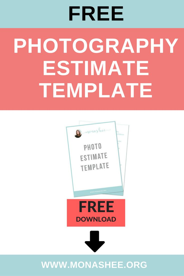 Download my FREE commercial photography estimate template. It is packed with a ton of common commercial photo line items, and is ready to use with formulas already included. Simply add your branding and numbers and you are good to go. https://monashee.org/commercial-photography-estimate/