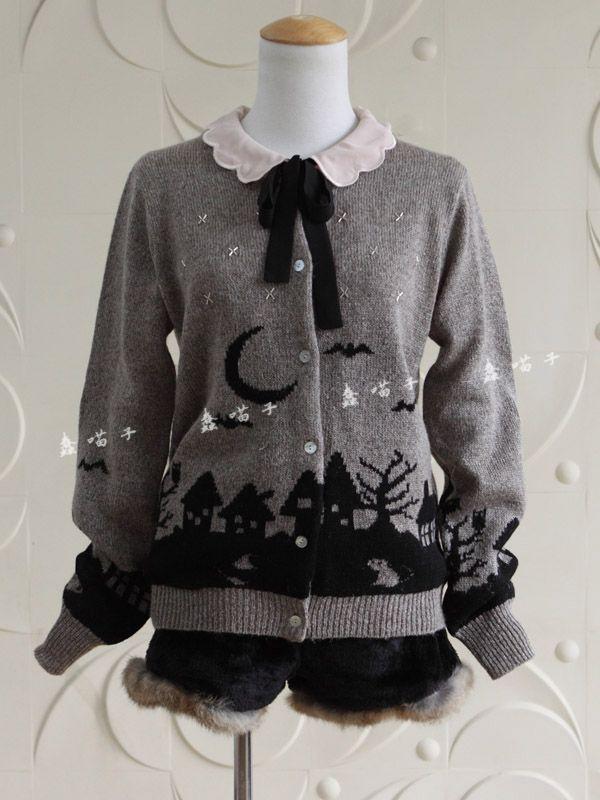 spooky sweater 85 rmb here                              …