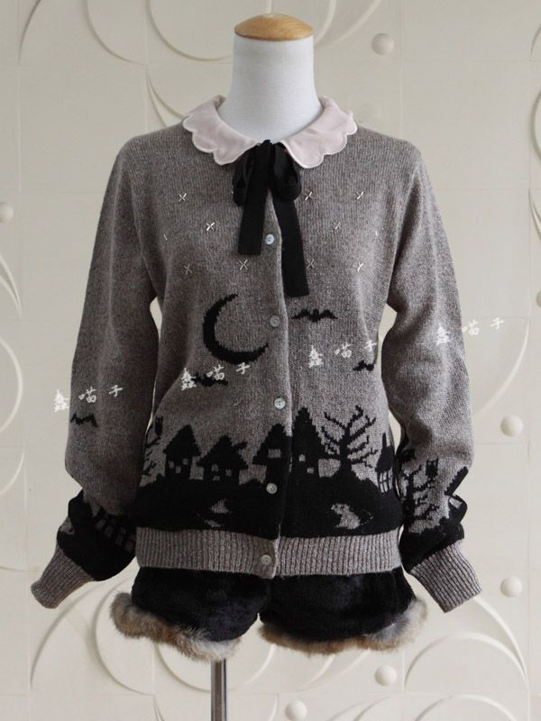 spooky sweater 85 rmb here                              …