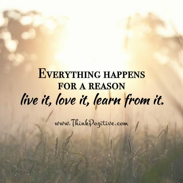 Tattoo Quotes Everything Happens For A Reason: Best 25+ Everything Happens For A Reason Ideas On