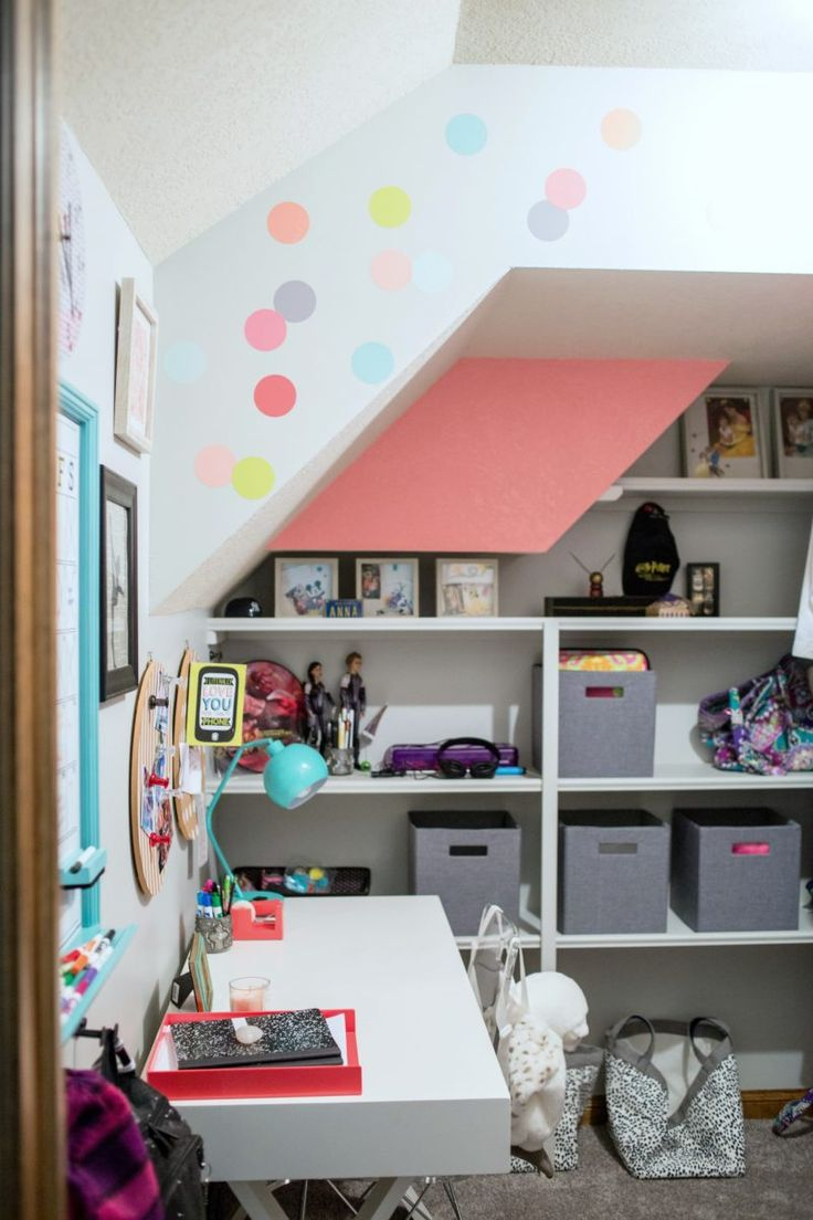 1000 ideas about teen bedroom makeover on pinterest - Images of small bedroom makeovers ...