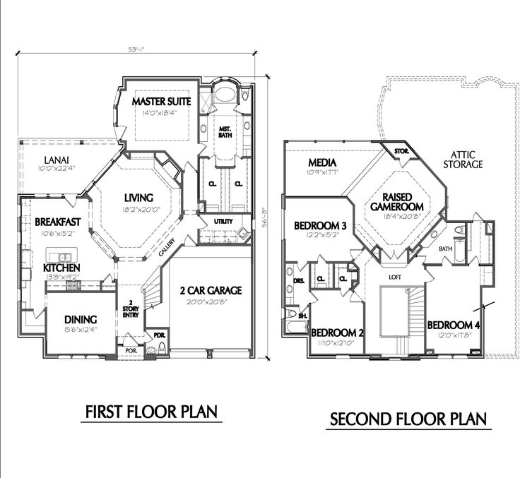 The 25 best two story houses ideas on pinterest dream for 2 story house layout