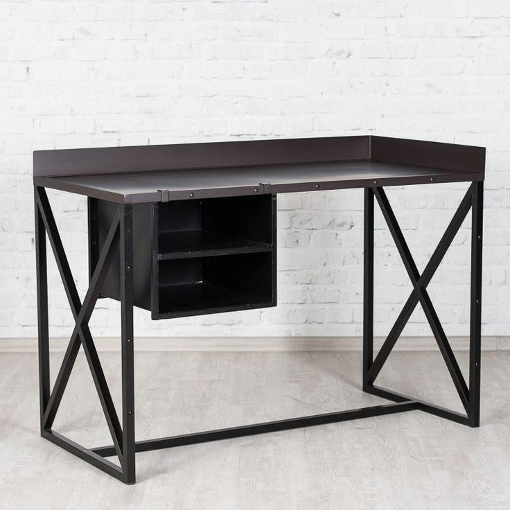 Arthur письменный стол - Индустриальный стиль - Мебель по стилям Loft Art