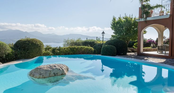 Villa for rent! Villa Anthea Rossa with private pool! #rockinthepool