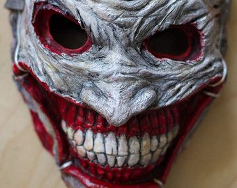 inspired Houston Payday Payday 2 the heist mask by Maskforsale
