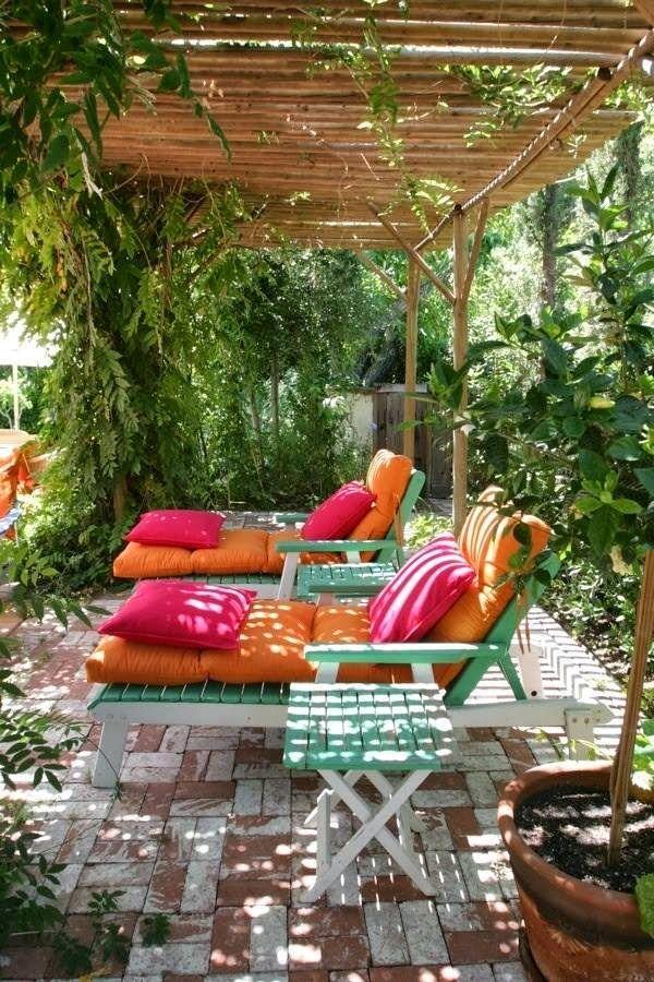 Blog de decoração Perfeita Ordem: Ideias para a área externa