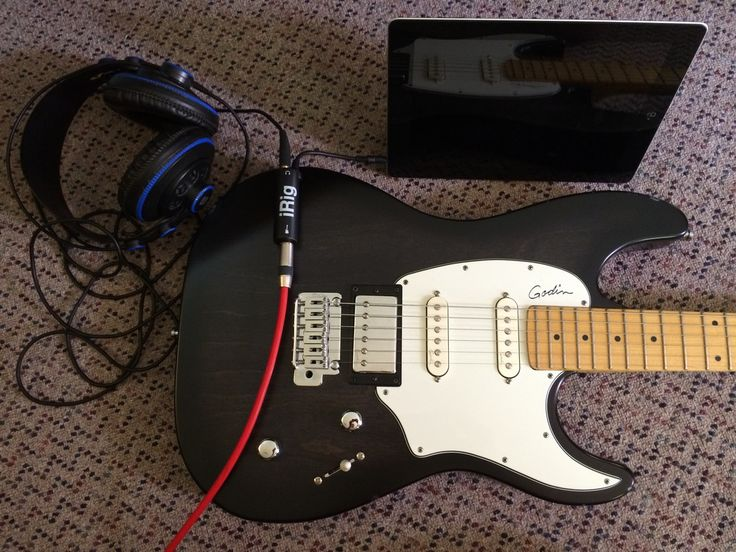 Mobile guitar recording. iRig setup. What to make of all this tech stuff? A music teachers point of view. Musiclab Blog.