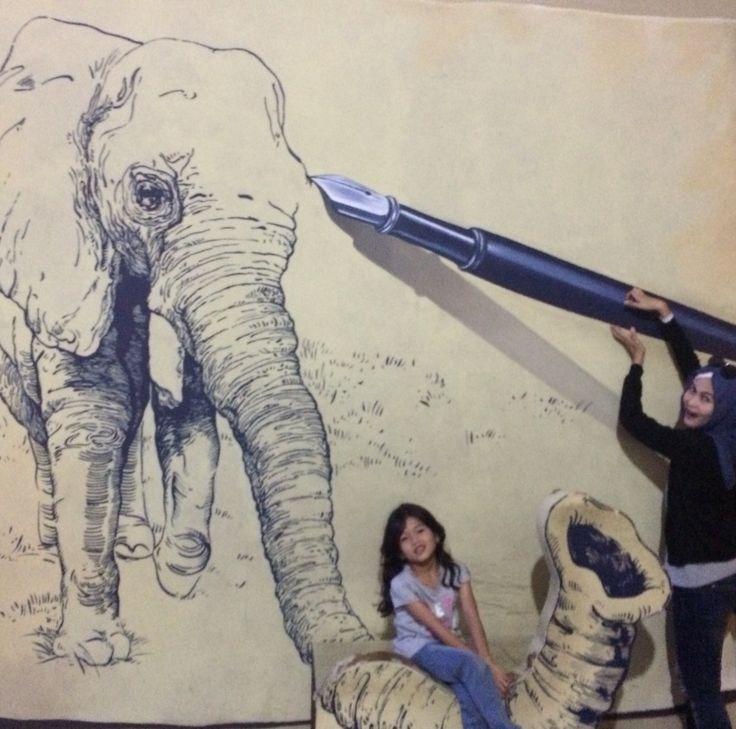 Museum satwa, malang