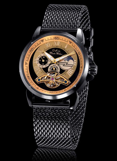 Men's Watches - Monte Wehro Le Havre Gold was sold for R549.00 on 11 Jul at 22:02 by Master Yoda in Johannesburg (ID:68655044)