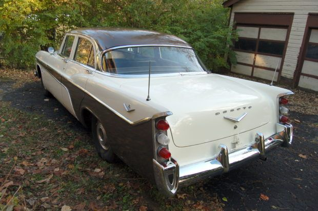 No Reserve 1956 Desoto Firedome Sedan Project In 2020 With