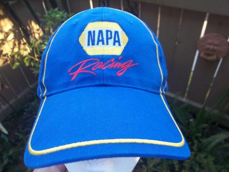 NAPA Racing Hat NASCAR 55 Adjustable Cap